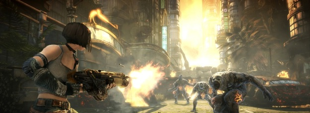 Bulletstorm People Can Fly