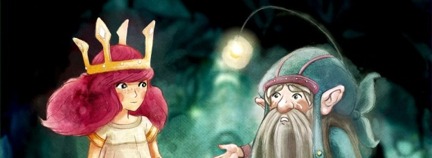 Child of Light Coming To PlayStation Vita
