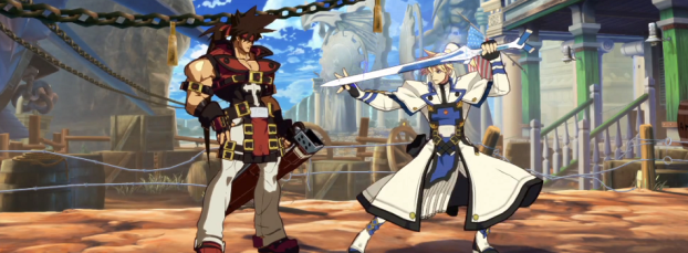 Guilty Gear Xrd SIGN