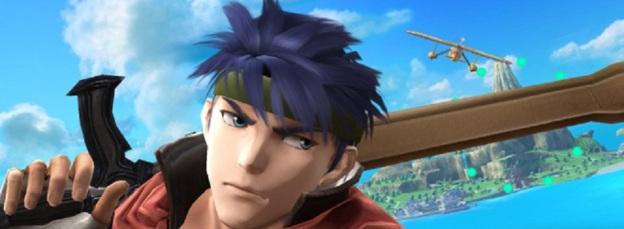 Ike Smash Wii U
