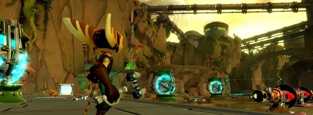 Ratchet & Clank HD Trilogy Coming To PlayStation Vita