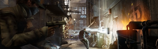 Watch Dogs Ubisoft