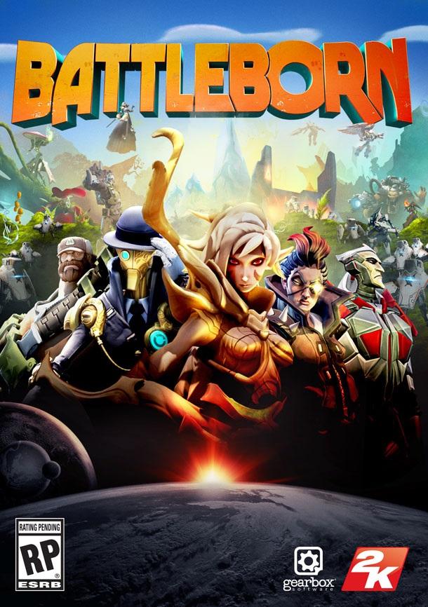 Battleborn Gearbox