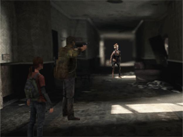 The Last Of Us PSOne Screen Shot