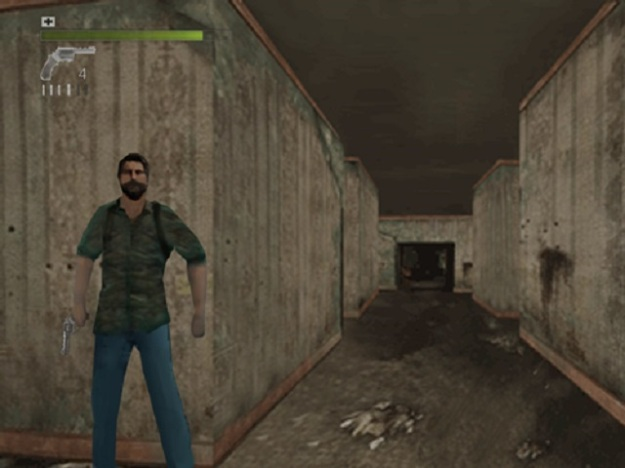 The Last Of Us PSOne Screen Shot