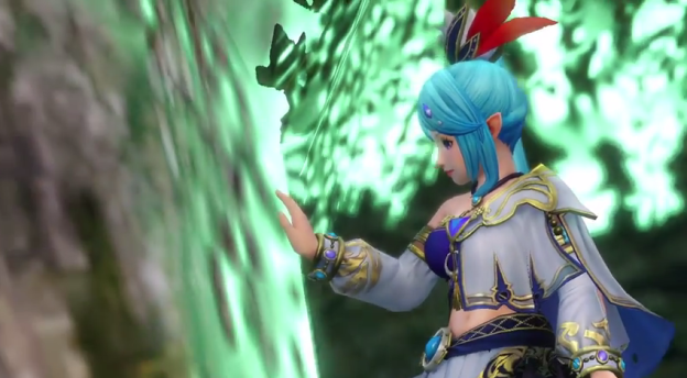 Hyrule Warriors Lana