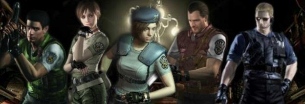 Resident Evil REMAKE REMASTER